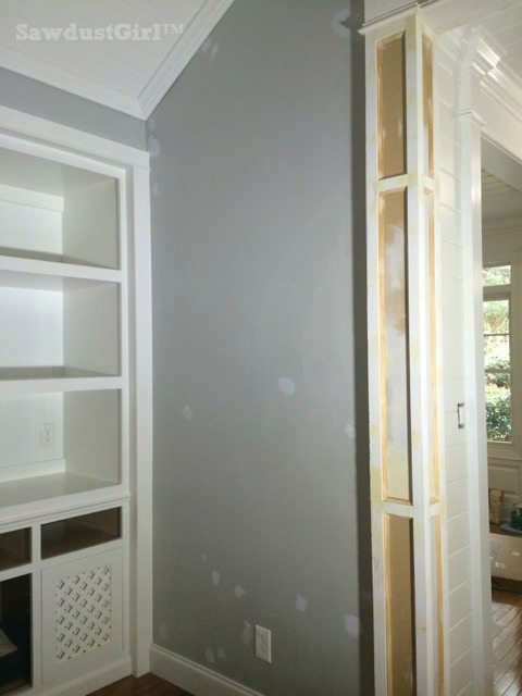 Patch plus Primer for easy drywall repair