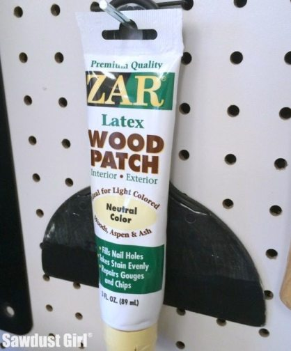 Best wood putty - https://sawdustgirl.com.