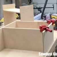 Working with Angle Clamps