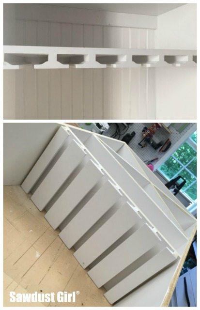 Building a Wine Storage Cabinet