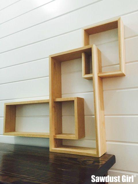 Three Tier Shelf
