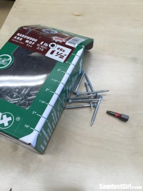 SPAX screws