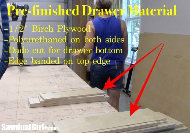 Cabinet Drawer Material Amp Hardware Tips Sawdust Girl 174