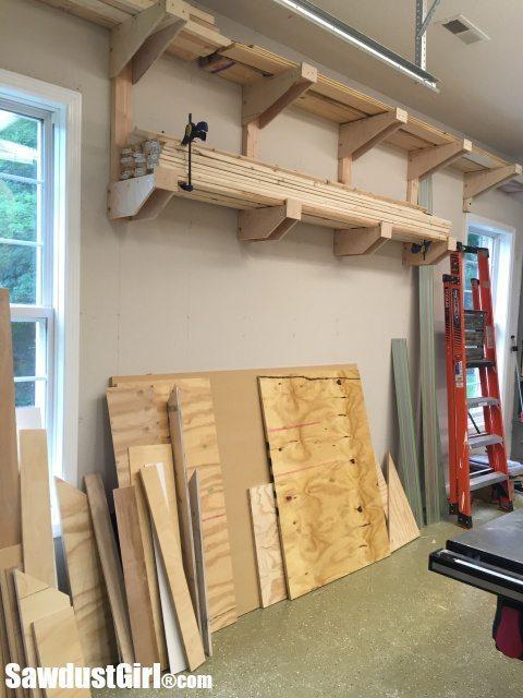 Lumber Storage Solutions