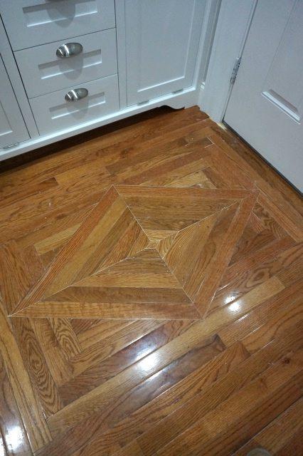 Kitchen Floor Plans Pantry