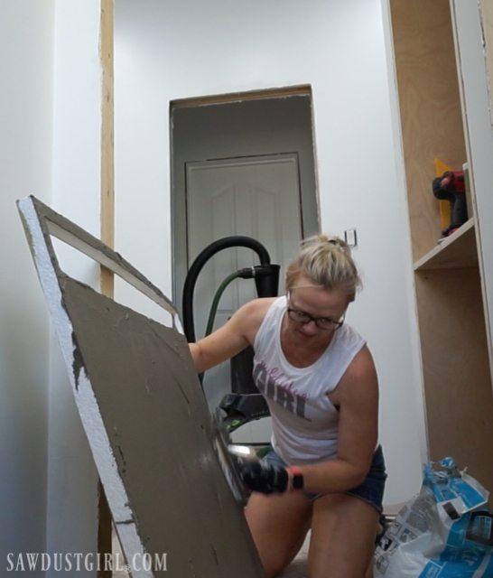 Tile Ready Shower Pan Installation Sawdust Girl 174