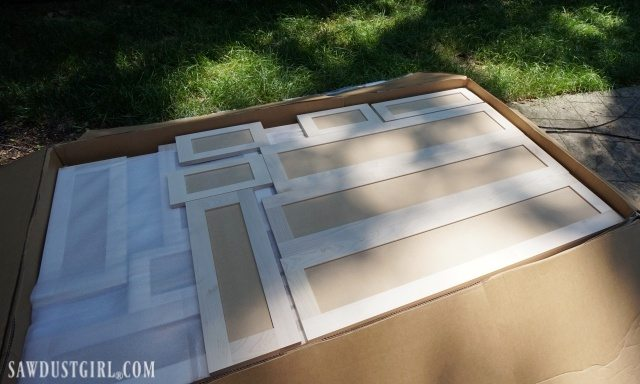 Custom cabinet doors from CabinetNow