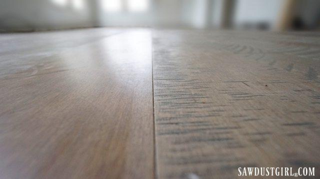 Maple Engineered Hardwood - Gray Timber