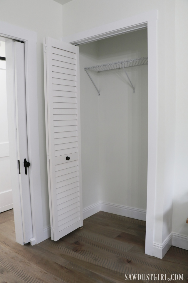 bedroom closet doors