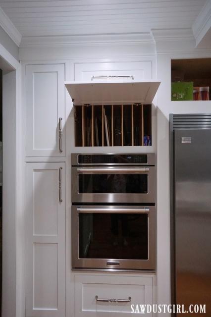 Attirant Lift Up Cabinet Doors
