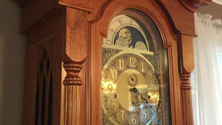 Grandfather Clock Build The Reveal