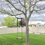 Super Easy Diy Tree Swing Sawdust Sisters
