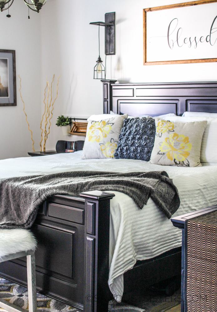 Budget Friendly Decor Ideas for the Master Bedroom ... on Bedroom Ideas Cheap  id=17998