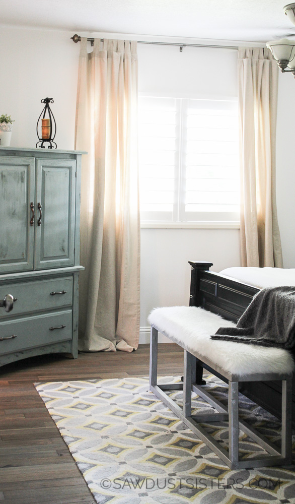 Cheap_Bedroom_Decor-18 - Sawdust Sisters on Cheap Bedroom Ideas  id=51828