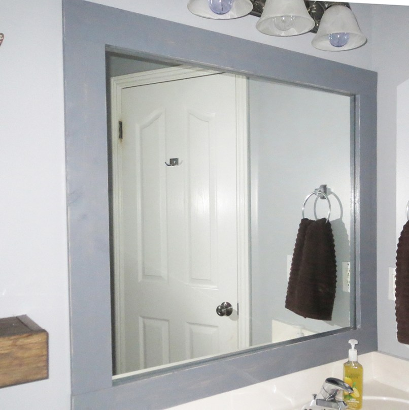 One Of The Quickest And Easiest Ways To Add Character A Boring Bathroom Is