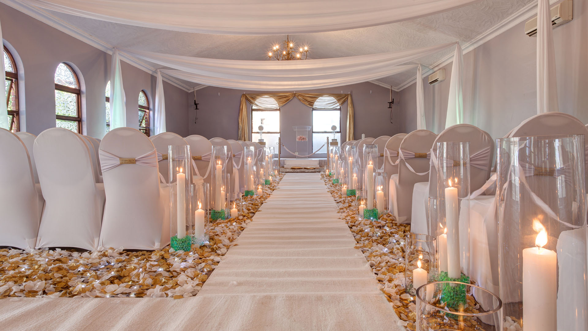 SA Wedding Decor