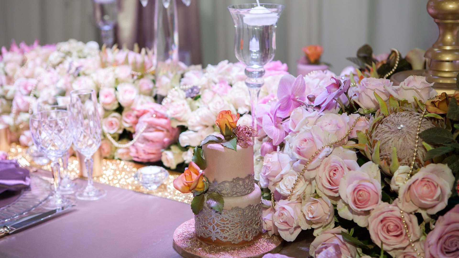 10 Sa Wedding Decor