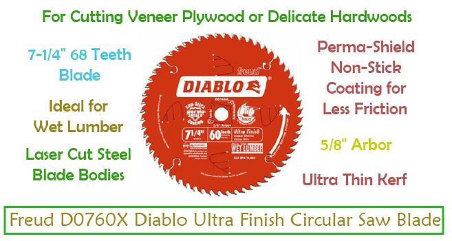 Best circular saw blade for cutting plywood