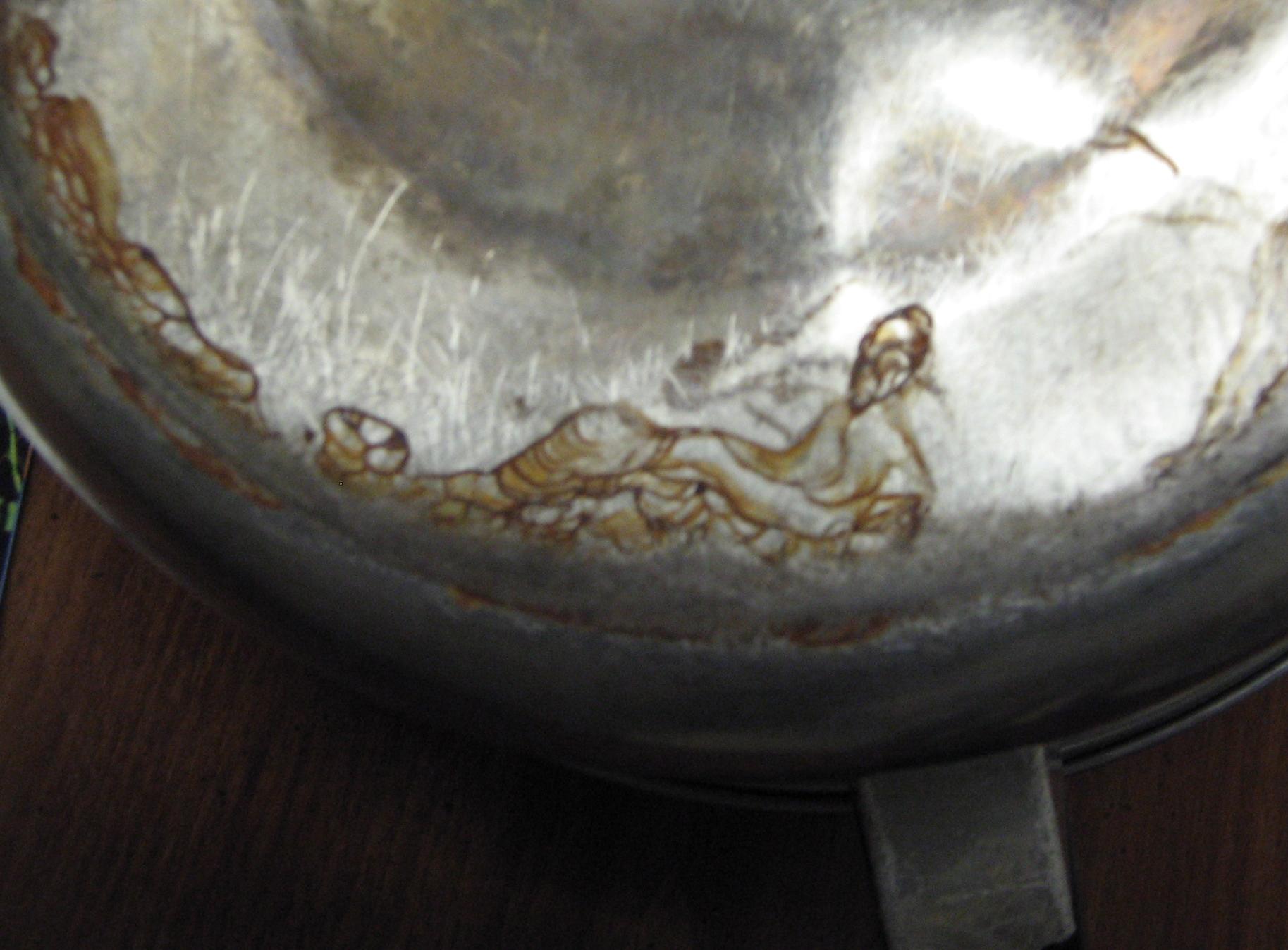 It looks like an oriental man reclining to me; perhaps an oriental Jesus?