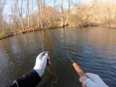 fly fishing is a blast!