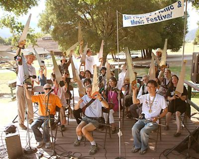 International Musical Saw Association Festival! @ Roaring Camp | Felton | California | United States