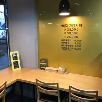 Restaurant's Menu