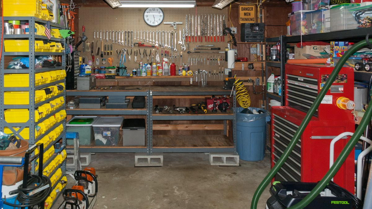 Garage Organization Strategies