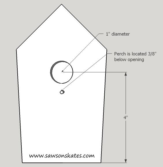Ideas de Birdhouse & amp; Inspiración: 10 diferentes planes y diseños Birdhouse | Páginas de anuncios