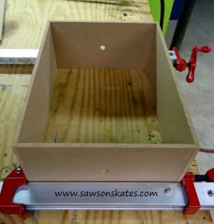 lamp box assembly 3 sos