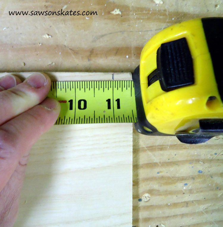 how to make a circular saw crosscut jig 13