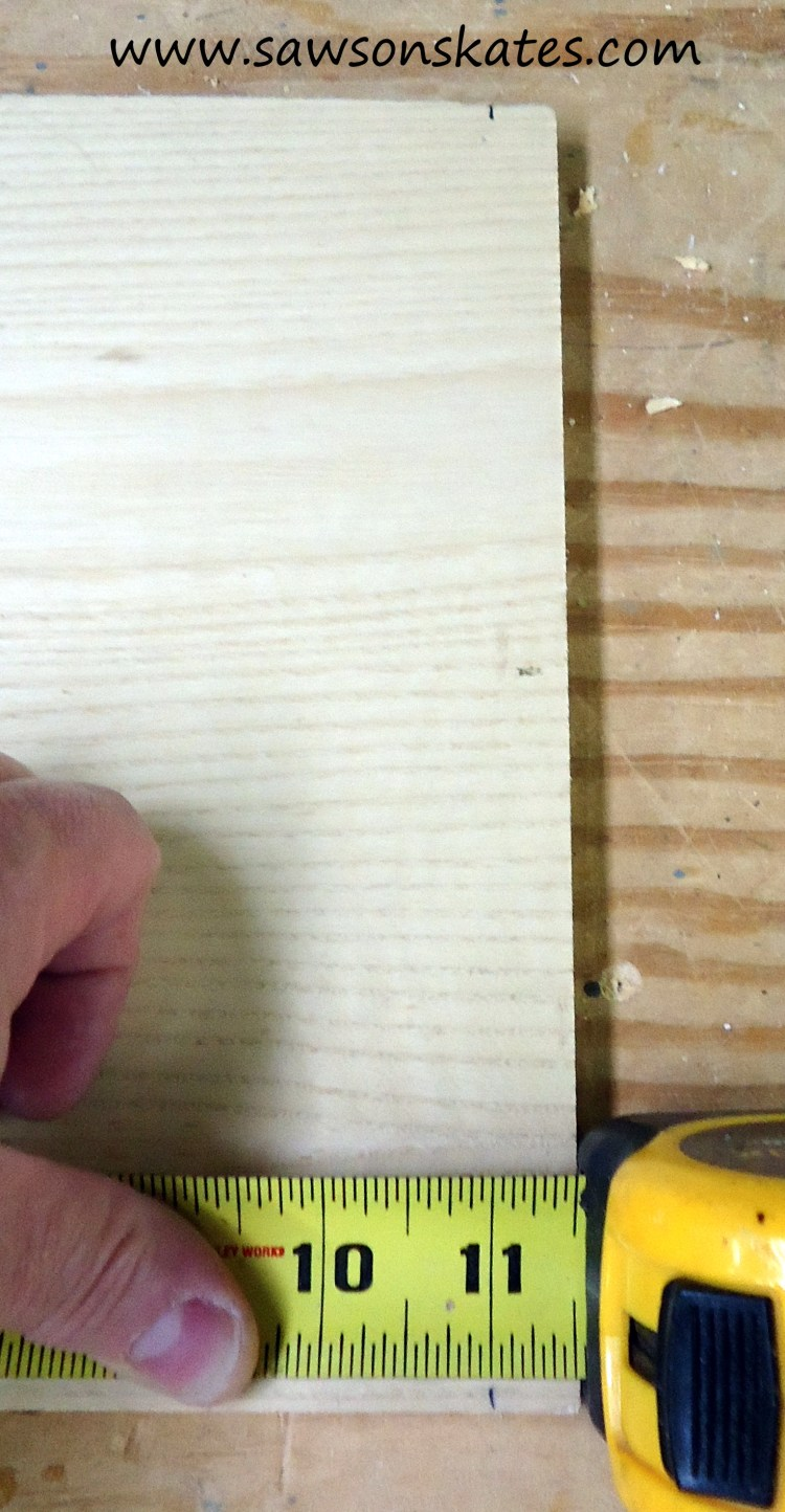 how to make a circular saw crosscut jig 14