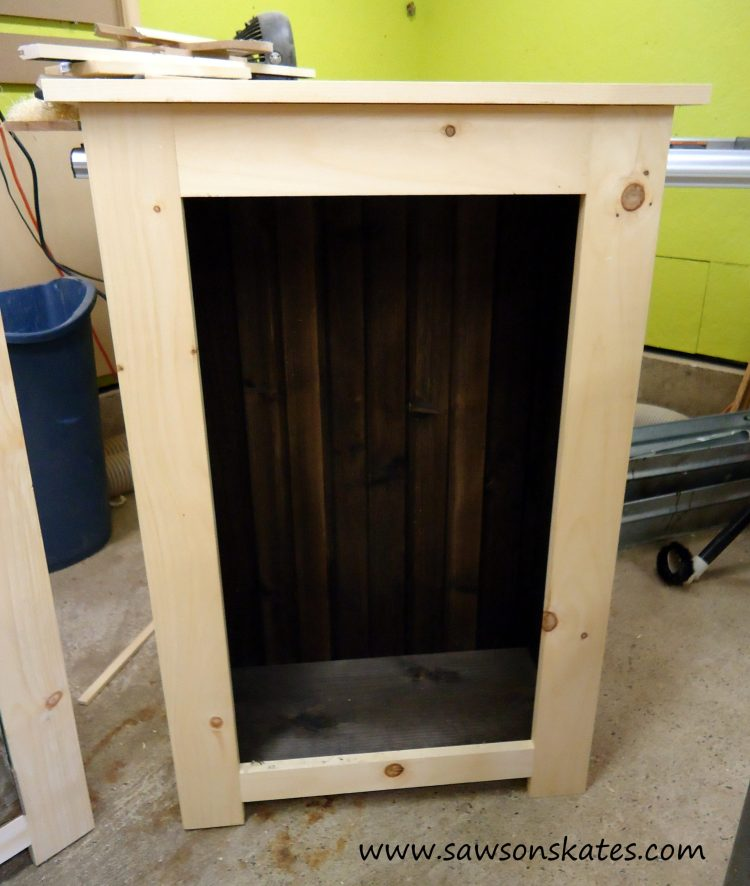basement window cabinet finishing 1 a
