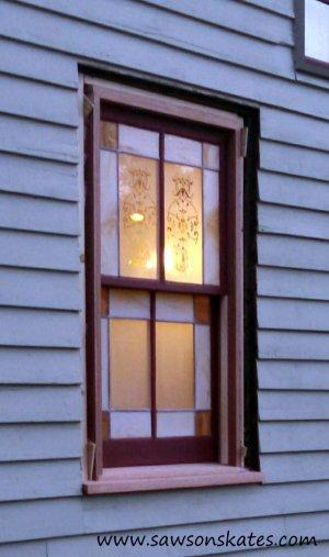 bathroom window installed small sos