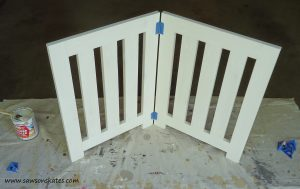 dog gate primed sos