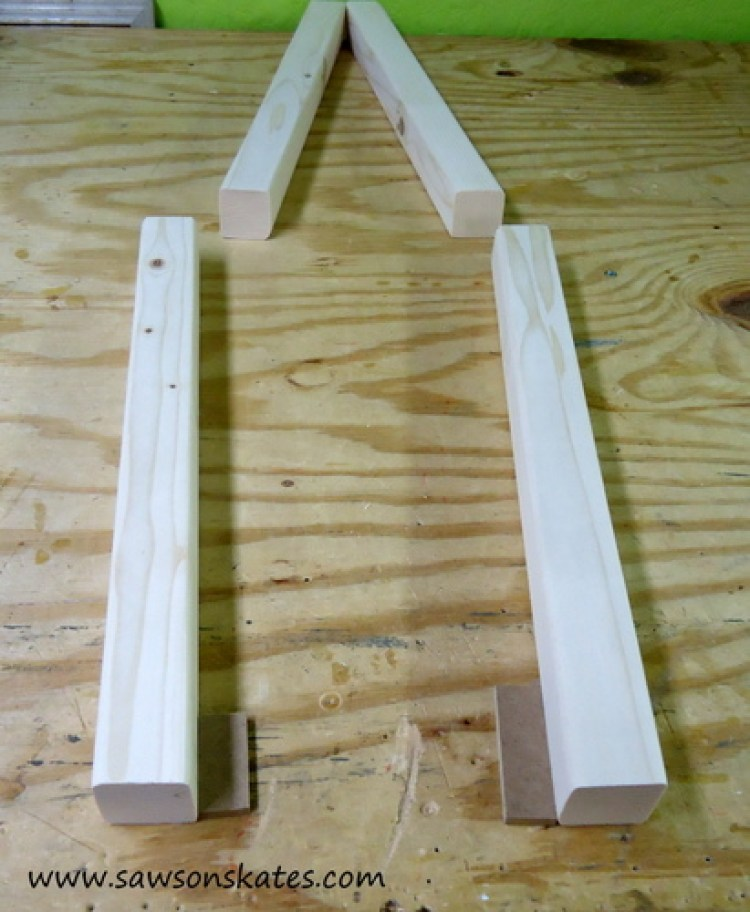 Stool Side Assembly 1