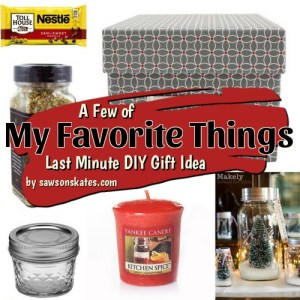 More Printable Plans, Knock Off Decor and My Favorite Things Gift Idea