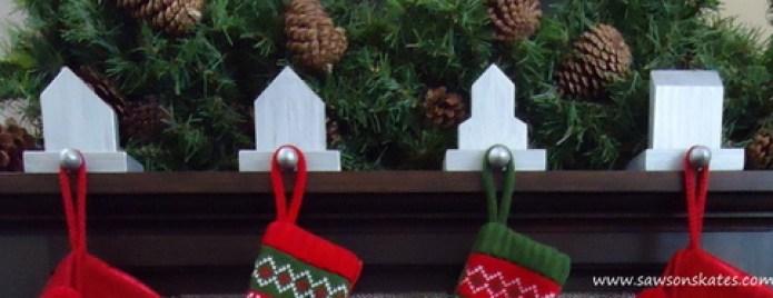 stocking holder fireplace best sos