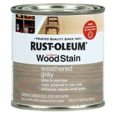 rustoleum weathered grey