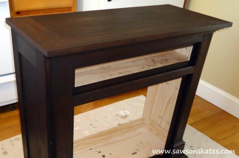black brown stain 5