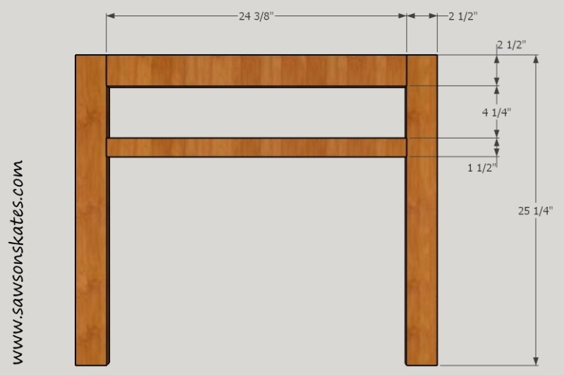 Fireplace Front Trim