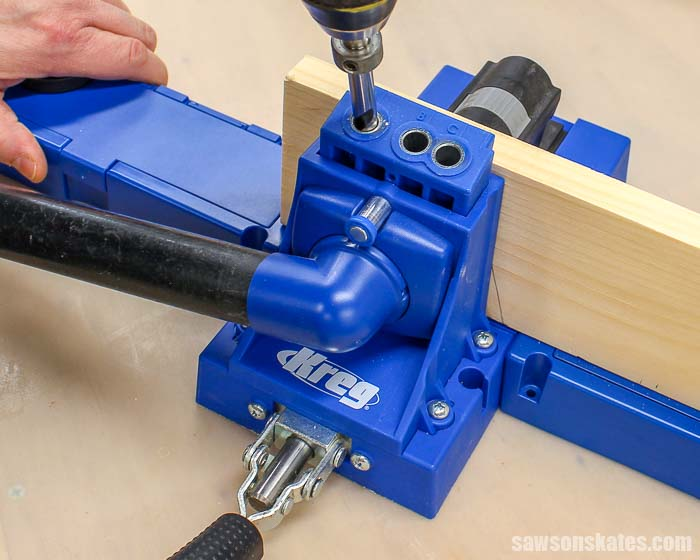 Are you ready to start using a Kreg Jig? I'm sharing all of the important pocket hole instructions and essential Kreg Jig settings that you need to know!