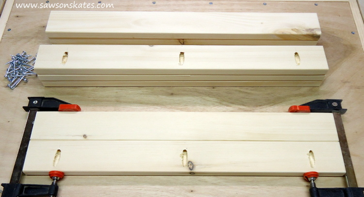 diy chalkboard shelves 2