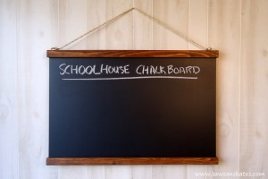 New Chalkboard Plans Today on Domestically Speaking