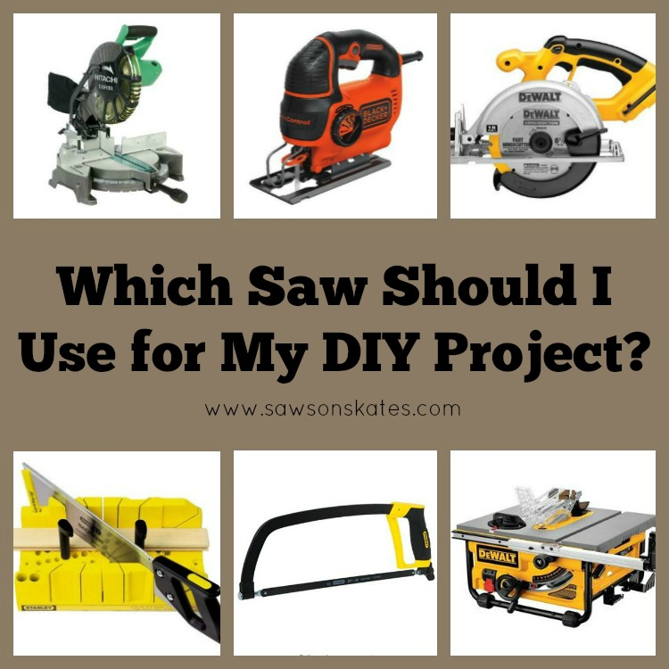 I needed this! Great post about how to identify saws, the types of cuts they make and for which DIY projects they work best.