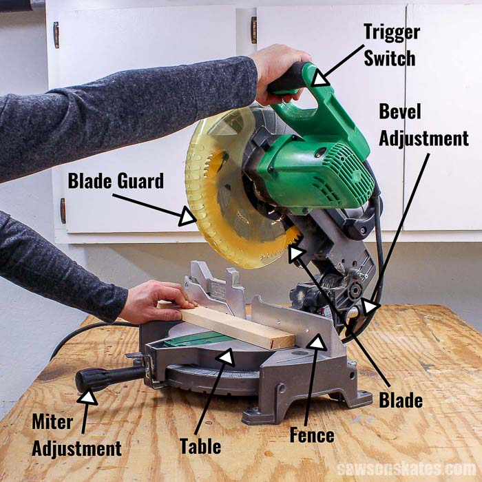 How to Adjust a Miter Saw for Accurate Cuts | Saws on Skates®