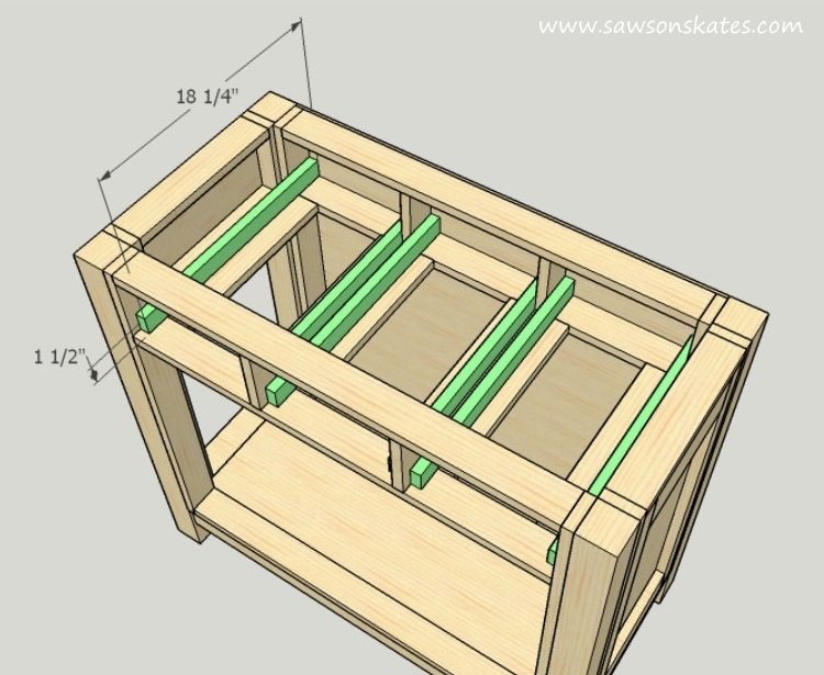 diy-kitty-litter-cabinet-drawer-guides