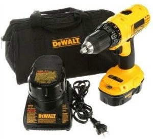 DEWALT Cordless Drill - 48 Most Wanted Tools and Products Gift Guide for the DIYer - sawsonskates.com
