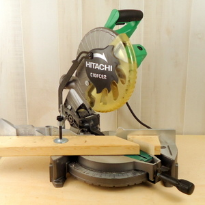 Hitachi Miter Saw - 48 Most Wanted Tools and Products Gift Guide for the DIYer - sawsonskates.com