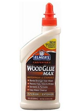 Elmer's Carpenter's Wood Glue Max - 48 Most Wanted Tools and Products Gift Guide for the DIYer - sawsonskates.com