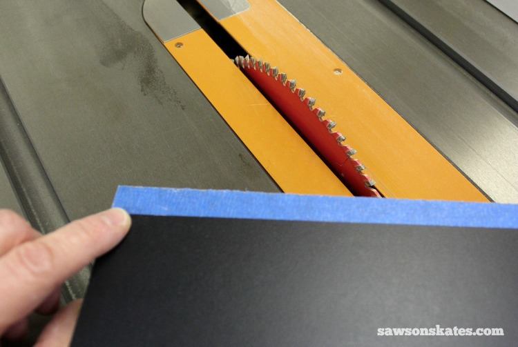 5 Tips for Painter's Tape - protect from chipping